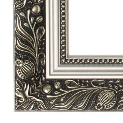 fotospiegel-ornament-zilver
